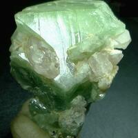 Hydroxylherderite With Topaz