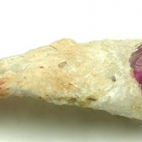 Ruby With Marble