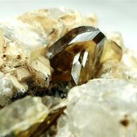 Titanite Calcite & Aegirine