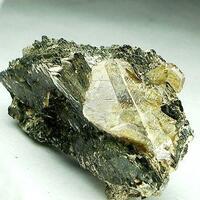 Titanite With Aegirine