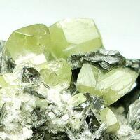 Titanite With Muscovite