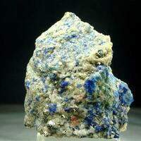 Wurtzite Sodalite & Pyrite