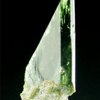 Diopside With Andradite