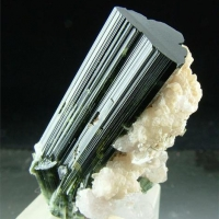 Elbaite With Topaz Cleavelandite & Quartz