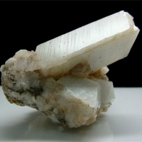 Microcline With Quartz