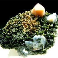 Quartz With Asbestos Inclusions & Epidote