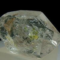Quartz With Hydrocarbon Inclusions