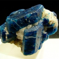 Sodalite With Pyrite