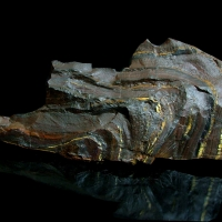 Hematite Var Tiger Iron