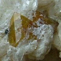 Microlite With Pollucite
