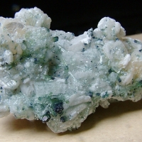 Indicolite With Mica