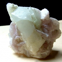 Microlite With Achroite