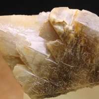 Adularia With Astrophyllite Inclusions