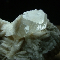 Topaz With Cleavelandite