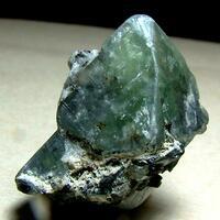 Hydroxylherderite With Tourmaline Var Schorl