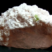 Beryl Var Morganite With & Lepidolite