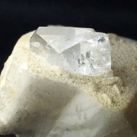 Topaz With Feldspar