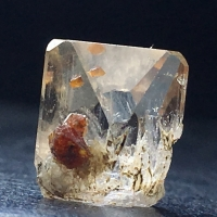 Topaz With Microlite Inclusions