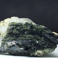 Faden Diopside With Albite