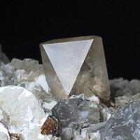 Topaz With Microlite & Cleavelandite