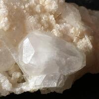Pollucite With Elbaite & Lepidolite