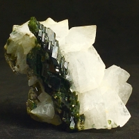 Faden Diopside With Adularia
