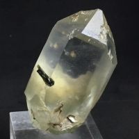 Quartz With Asbestos & Epidote Inclusions