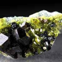 Andradite With Epidote