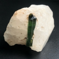 Tourmaline With Feldspar