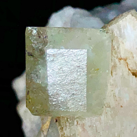 Herderite With Microcline