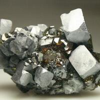 Sphalerite & Galena
