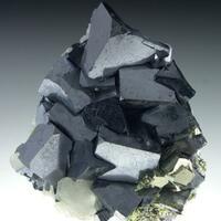 Galena Calcite & Pyrite