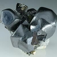 Galena Calcite Sphalerite & Quartz