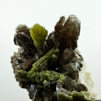 Axinite With Epidote