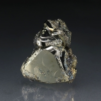 Pyrite With Tetrahedrite