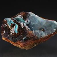 Smithsonite With Adamite