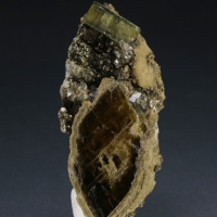 Apatite With Siderite
