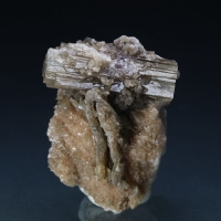 Aragonite With Gypsum