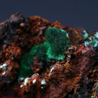 Malachite With Azurite