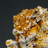 Mimetite With Aragonite
