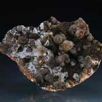 Smithsonite With Gypsum