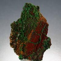 Conichalcite With Malachite