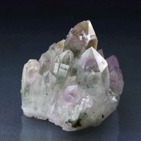 Amethyst With Chlorite