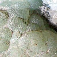 Prehnite Pumpellyite & Laumontite