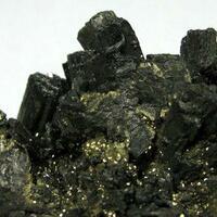 Enargite With Pyrite