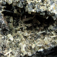 Nepheline With Pyroxene Group