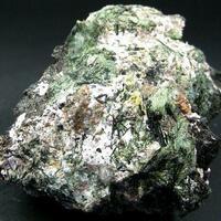 Villiaumite Lomonosovite & Lamprophyllite