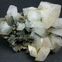 Adularia With Chlorite