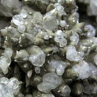 Analcime With Natrolite Heulandite & Quartz