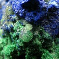 Azurite Malachite & Smithsonite